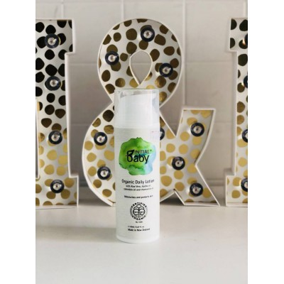 Initial Baby Baby Organic Daily Lotion