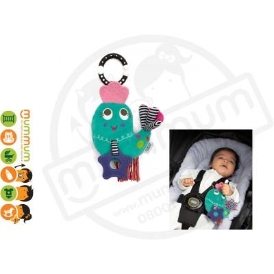 Mamas & Papas Activity Toy Fan Tail Whale