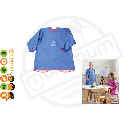 Babybjorn Eat & Play Smock Long Sleeve Water Proof
