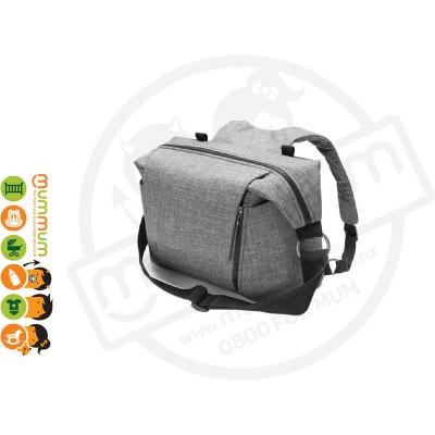 Stokke Stroller Changing Bag V2 Black Melange