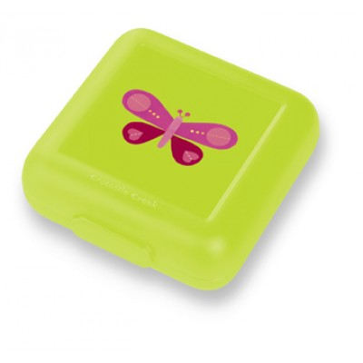 CrocodileCreek Kids Lunch SandwichKeeper Butterfly