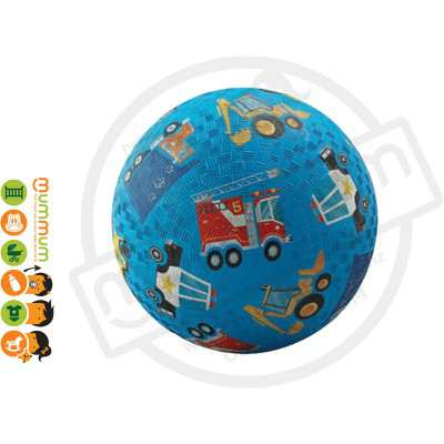 Crocodile Creek Vehicles 5'' Playground Ball