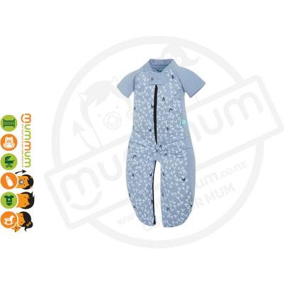 Ergopouch Sleepsuit Bag Denim Arrow Choose Sizes 2-36m 1.0TOG Pure Cotton