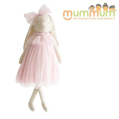 Alimrose Bea Bunny Pink 70cm