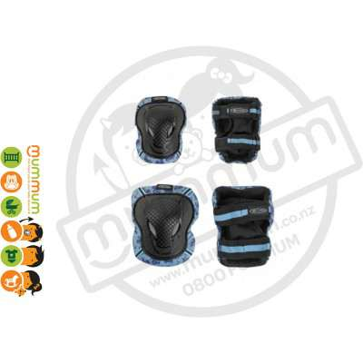 Micro Elbow And Knee Protect Set Small Size