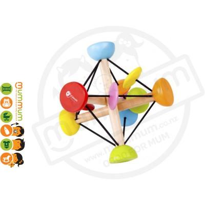 Classic World Rainbow Colour Magic Ball 6m+