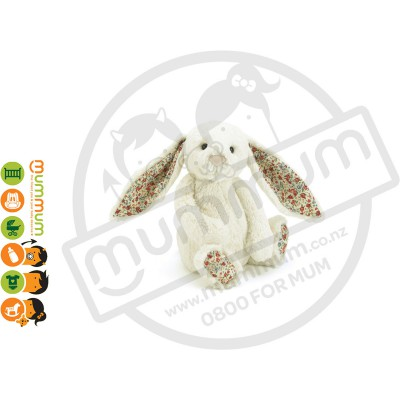 Jellycat bunny cream blossom Small Great Gift Ideas for All Ages