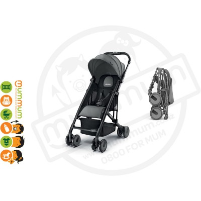 Recaro Easylife Travel Stroller - Graphite Grey
