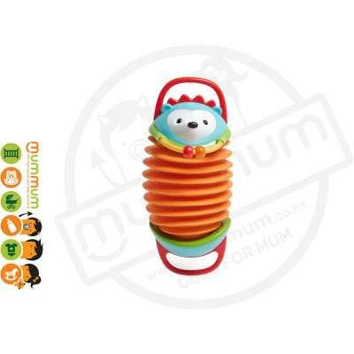 Skip Hop Explore & More Fun Play Hedgehog Accordion Toy