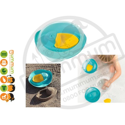 Quut Sloopi the Best  Bath Boat Water Bath Toy