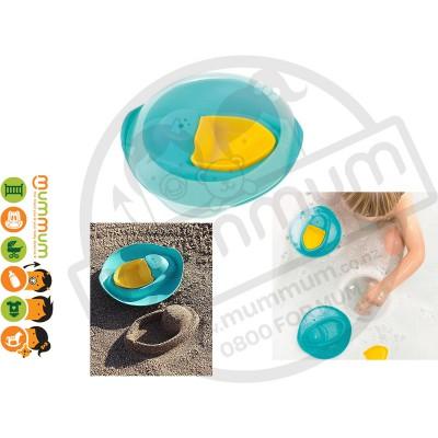Quut Sloopi the Best  Bath Boat Water Bath Toy