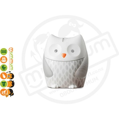 Skip Hop Moonlight Melodies Nightlight Soother Owl Projector