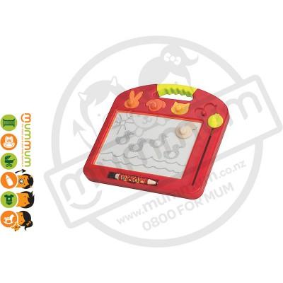 Battat Toulouse LapTrec Magnetic Sketcher Board Toy