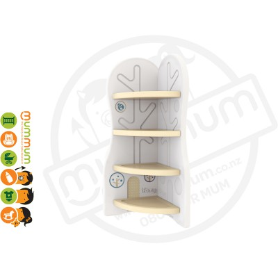 iFam DESIGN Toy Organizer 3 (BEIGE) L42xD36xH91 Made in Korea