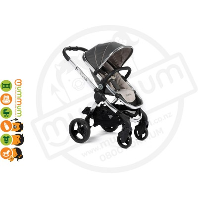 iCandy Peach 2016 Truffle2 Twin Stroller Double Stroller Listing is Single