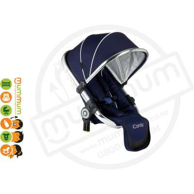 iCandy Peach2016  Converter Seat Royal