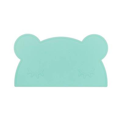 We Might Be Tiny Bear Placie Minty Green