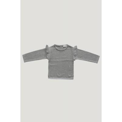 Jamie Kay Flutter Knit Grey