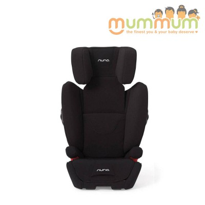Nuna AACE booster with Isofix