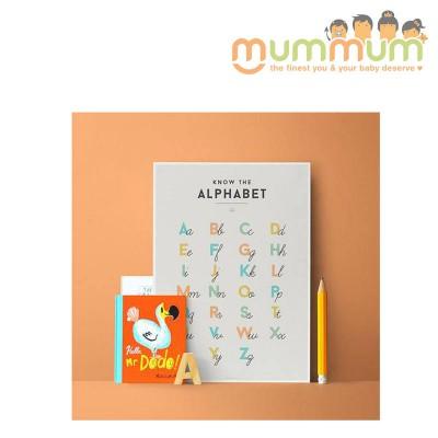 Squared Alphabet