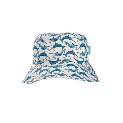 Acorn Narwhale bucket hat