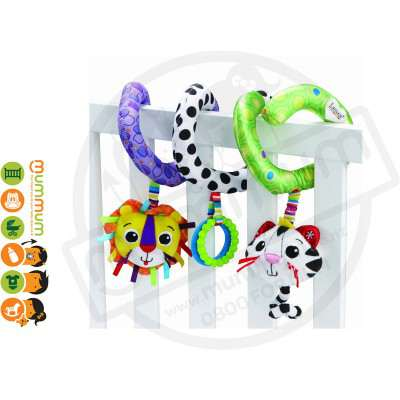 Lamaze Activity Spiral Good To Reach,Pull,Squeeze