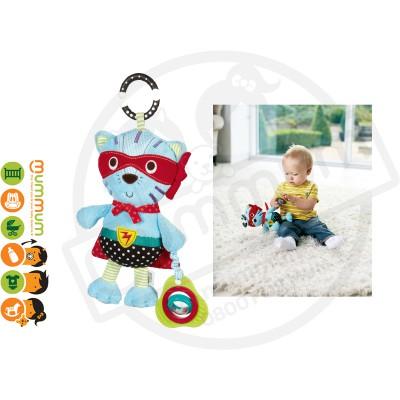Mamas & Papas Activity Toy Super Hero Tiger