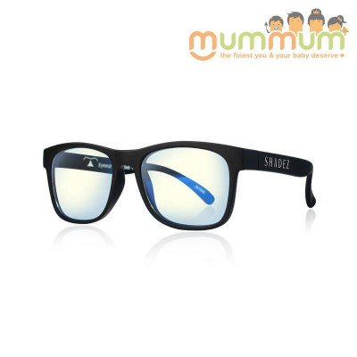 Shadez Blue Light Glasses Black Adult