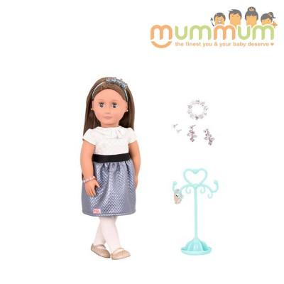 Our Generation 18' Doll Jewellery Aliane