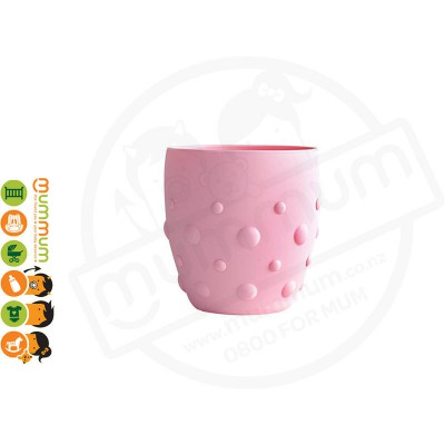 Marcus & Marcus Baby Training Cup Pokey- Pink