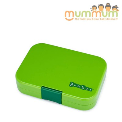 Yumbox Panino  4 compartment Acocado green