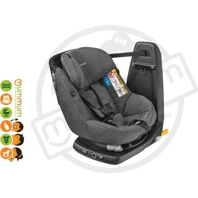 Maxi Cosi Axissfix Convertible Swivel Car Seat - Sparkling Grey Euro Made