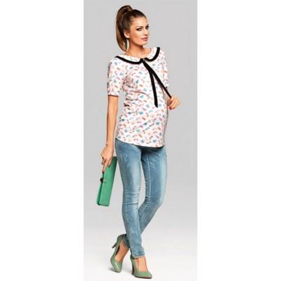 HappyMum Maternity Clothes - Lady Shirt Sunny