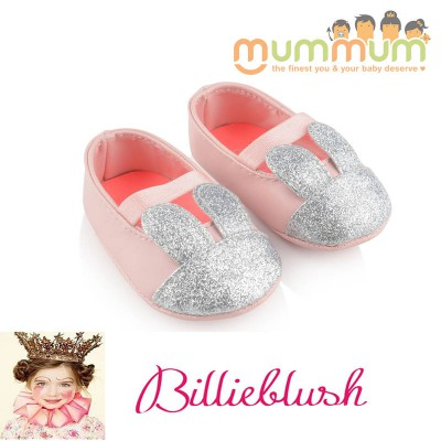 Billieblush Baby Bunny Shoes Pink