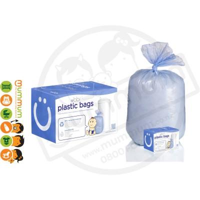 Ubbi Plastic Bag Case 25 Count