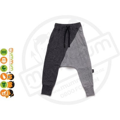 Nununu Baggy Pants Heather Grey