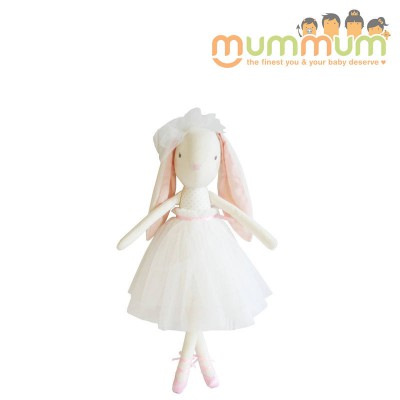 Alimrose Bronte ballet Bunny Fog & Pink