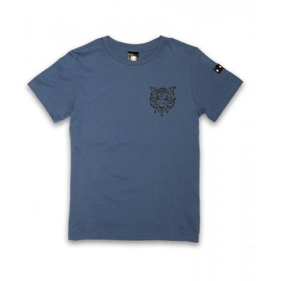 Band of boys SS Tee BB18 Tiger blue