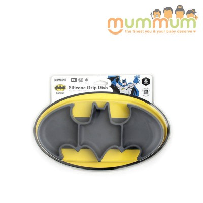 Bumkins Grip Dish Batman 6+