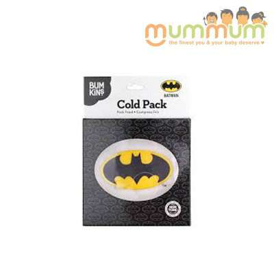 Bumkins Cold Pack Batman Non Toxic PVC Free
