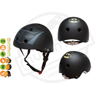 Kiddimoto Adjustable Batman Helmet