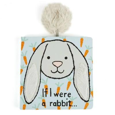 Jellycat Book - If I Were A Rabbit