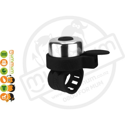 Micro Scooter Bell Black