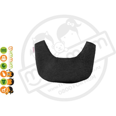 BabyBjorn Bibs for Carriers The ONE Black