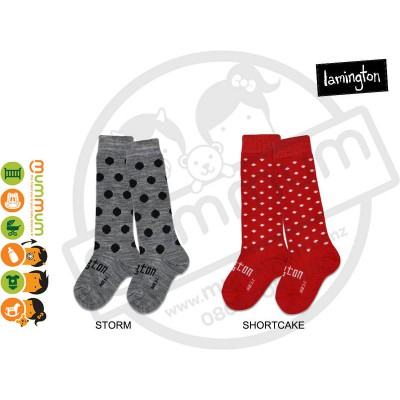 Lamington Merino Socks 2-4Y