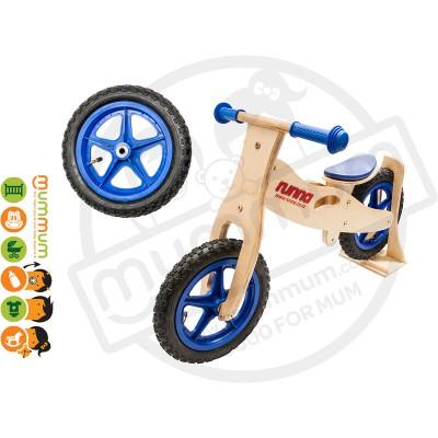 Runna Balance Bike (Blue) 2-5 Y