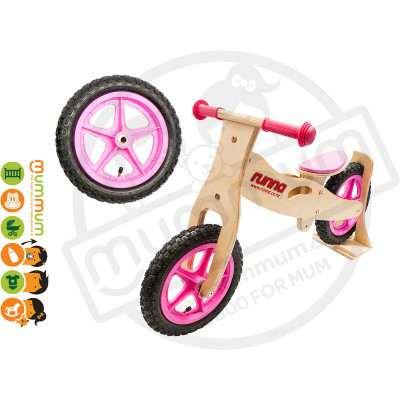 Runna Balance Bike (Pink) 2-5 Y