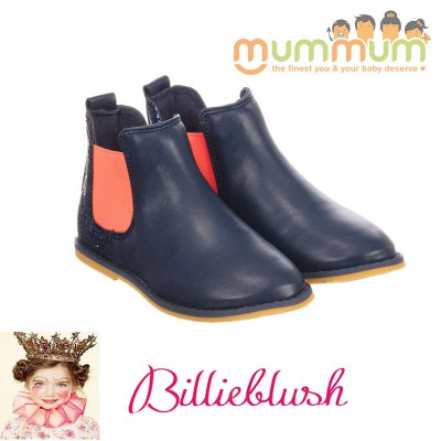 Billieblush Ankle Boots Navy