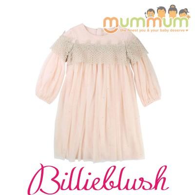 BillieBlush Dress Capsule Pale Pink