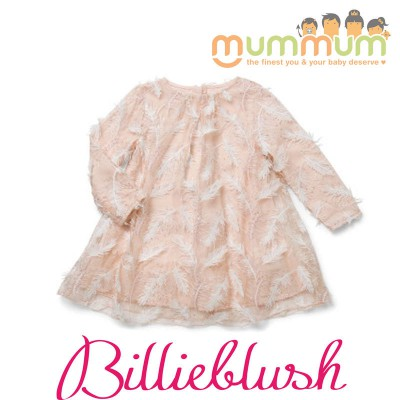 BillieBlush Dress Ceremonie Unique